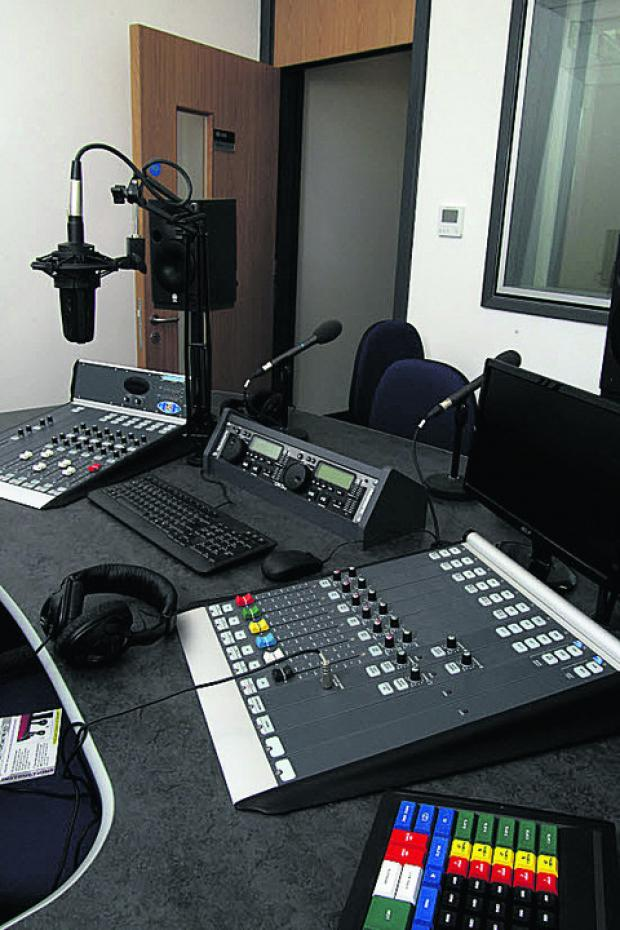 End of the line for Taunton radio station