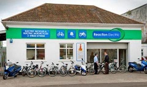 Reaction Electric providing green transport