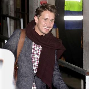 Mark Owen has revealed he is to become a dad for the third time