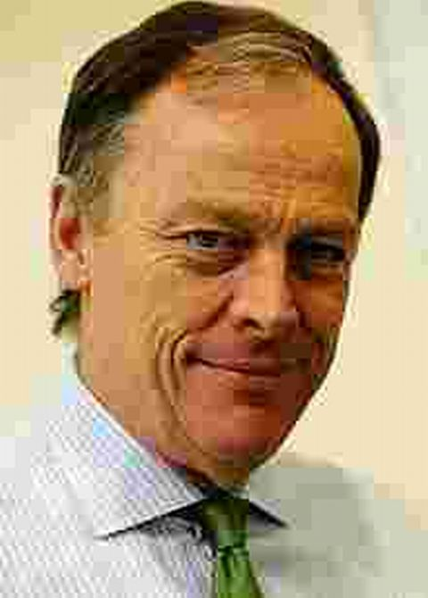 EDF Energy chief executive Vincent de Rivaz