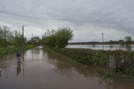 Photos of wet and windy weather in Somerset, spring 2012. Email your pix and stories to newsdesk@countygazette.co.uk or call 01823-365100