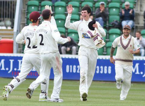 DAY ONE: Durham vs Somerset