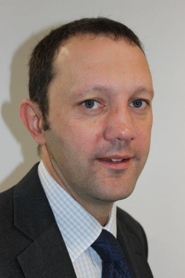 Ashfords partner Jason Squire