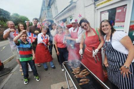 Photos from Diamond Jubilee events in Taunton, Wellington and West Somerset