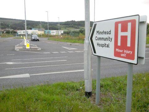 Future of Minehead Hospital in question as health bosses look for savings