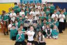 Town flocks to Wiveliscombe Primary School for music extravaganza