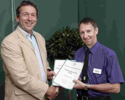 Top award for Monkton Elm Garden and Pet Centre