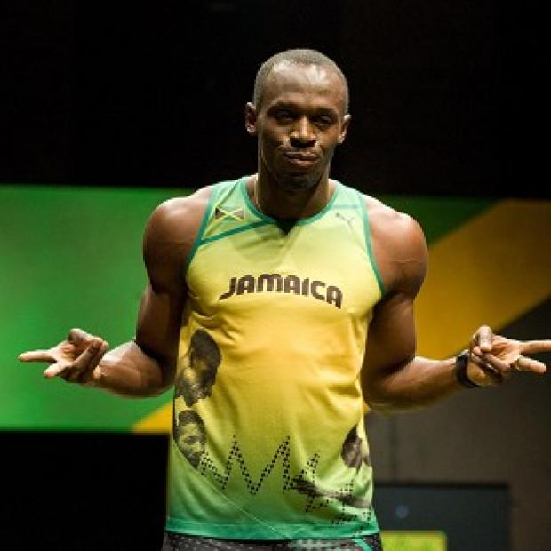 Usain Bolt is ready to rule the sprint distances at the Games, insist Jamaica officials
