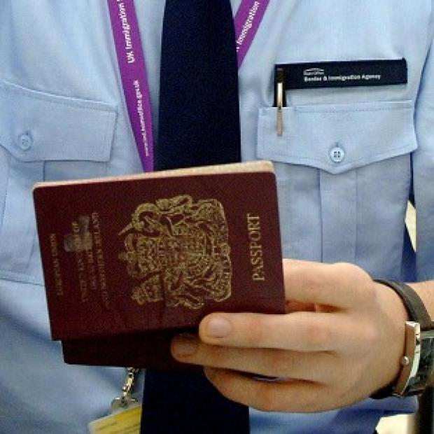 Border staff are due to take strike action on the eve of the Olympics