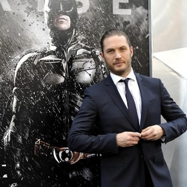 Tom Hardy revealed he enjoys playing baddies on the big screen