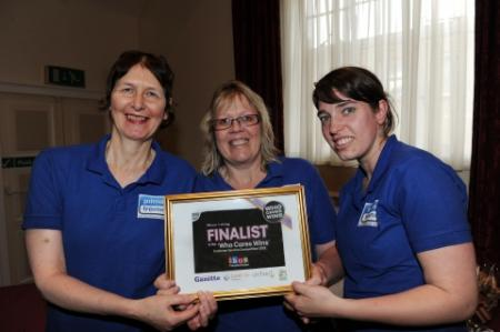 Photos from the Who Cares Wins presentations, Castle Hotel, July 17, 2012