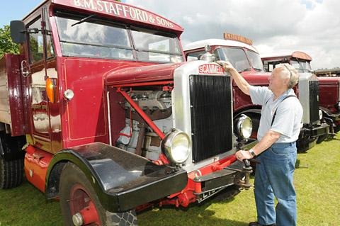 Organisers cancel Steam Fayre and Vintage Vehicle Rally after heavy rain