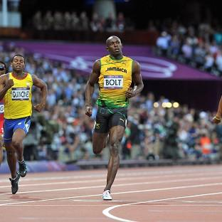 Jamaica's Usain Bolt will be looking to add the 200m to his 100m crown