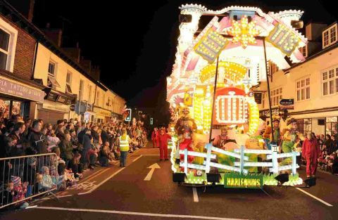 Taunton Carnival organisers change route and assembly point ...