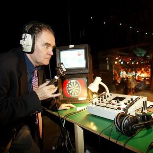 Darts commentator Sid Waddell passed away on Saturday night