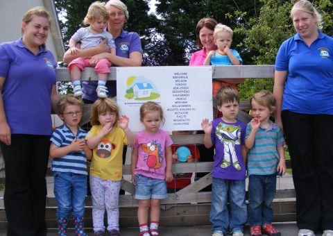 Bienvenue to Blackdown Children's Day Nursery!