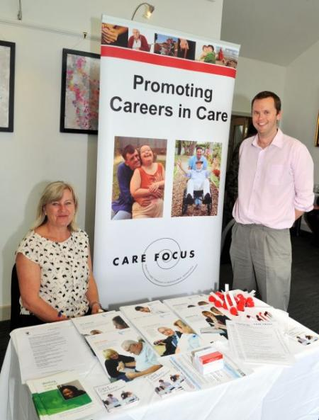 Photos from the Somerset Jobs and Careers Fair 2012 at the County Ground in Taunton