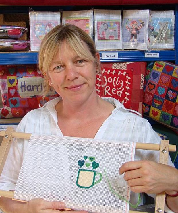 Tapestry workshops in Isle Brewers