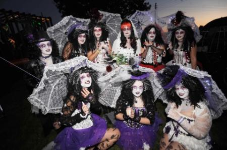 Pictures from Wellington Carnival 2012