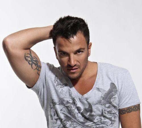 Peter Andre. PHOTO: CAN Management / Steve Nyman