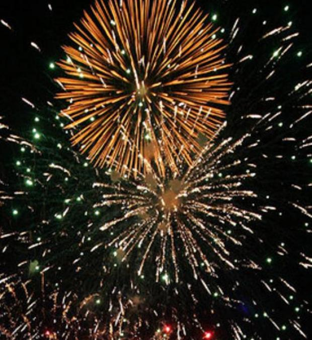 Fireworks go out over Taunton following M5 crash