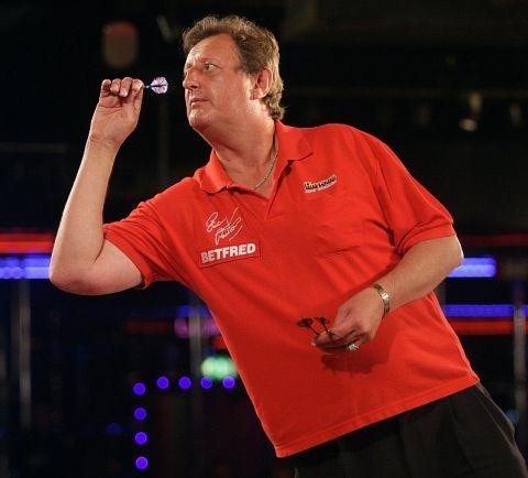 DARTS: Eric Bristow, John Lowe, Keith Deller and Bobby George come to Taunton