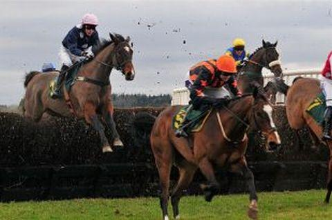 Racing goes ahead this afternoon at Taunton Racecourse