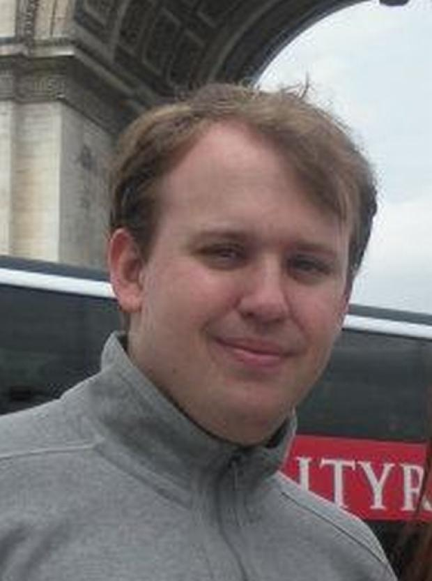 News editor Andy McGill