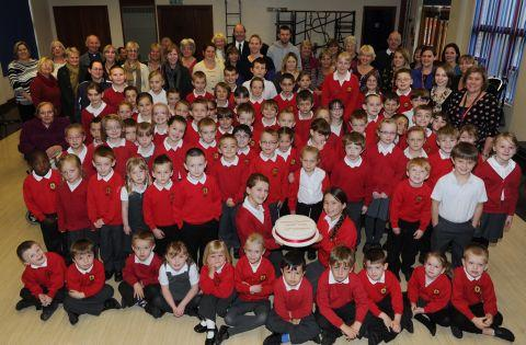Norton Fitzwarren Primary School celebrates 25th anniversary
