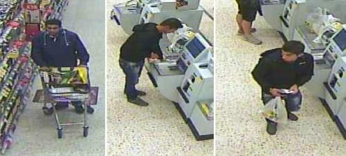Men sought in connection with Minehead alcohol theft