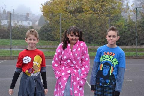Children in Need - Kingsmead