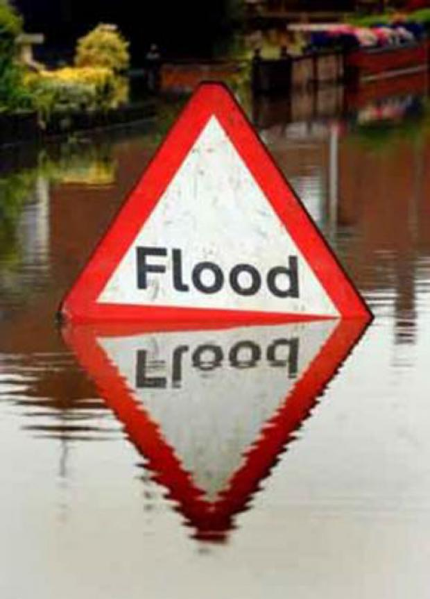 A361 opens after floods