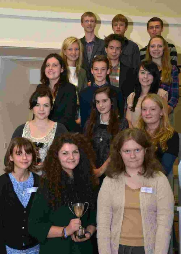 Dickens novel inspires youngsters at Huish competition