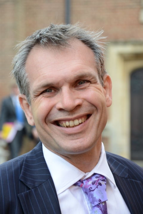 Martin Reader will have been headmaster for eight years when he leaves his post.
