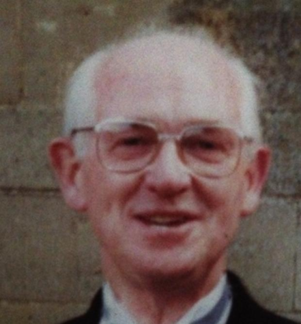 Peter Carver, 89, was reported missing in January.