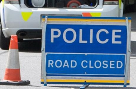 Motorcycle accident causes Priory Bridge Road closure and