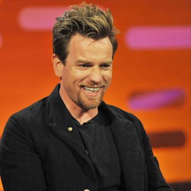 Ewan McGregor is lending his voice to a wildlife documentary