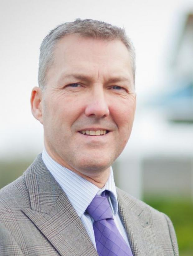 GOLF: Mark Readman takes over at Taunton and Pickeridge