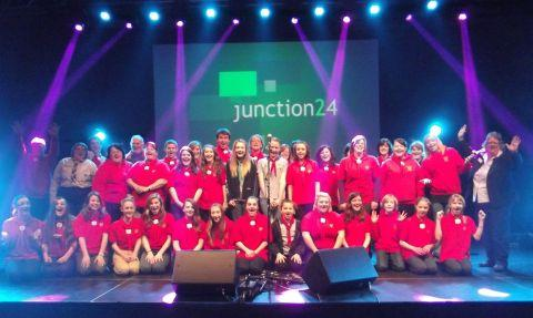 Junction24 saves two Brewhouse Theatre acts but dozens more still searching