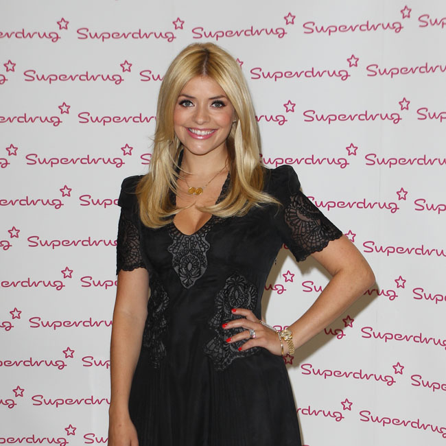 Somerset County Gazette: Holly Willoughby
