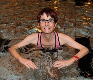 Musgrove volunteer takes the plunge for charity