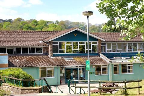 DULVERTON Middle School. PHOTO: Steve Guscott.