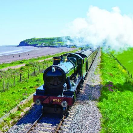 The West Somerset Railway, which is a popular tourist attraction.