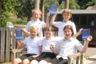 Kingston St Mary pupils show their creative side