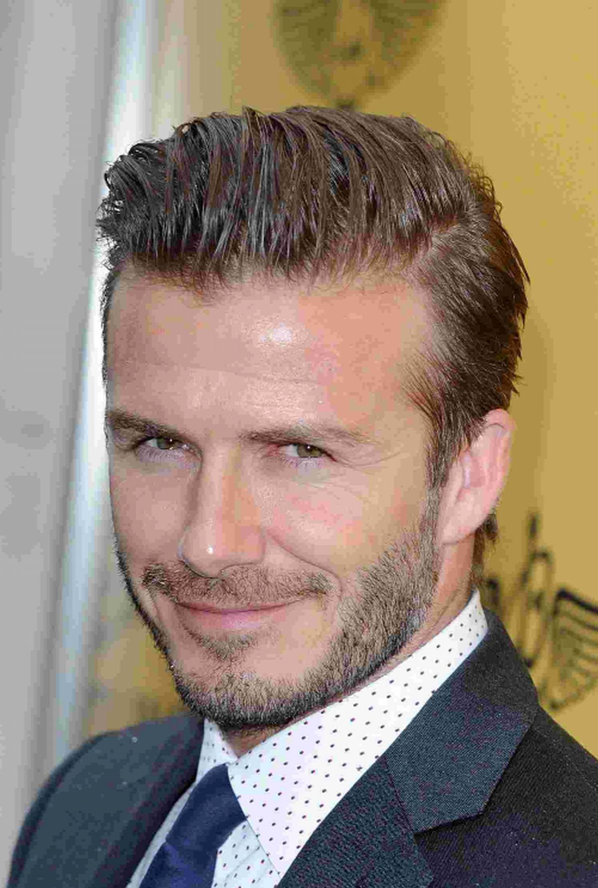 Somerset County Gazette: David Beckham