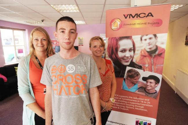 YMCA initiative helps man overcome debt, unemployment and homelessness