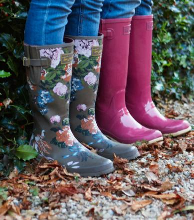 The Great Exmoor Welly Boot Show