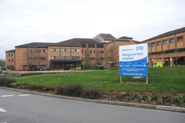 Taunton's Musgrove Park Hospital among top in UK for stroke care