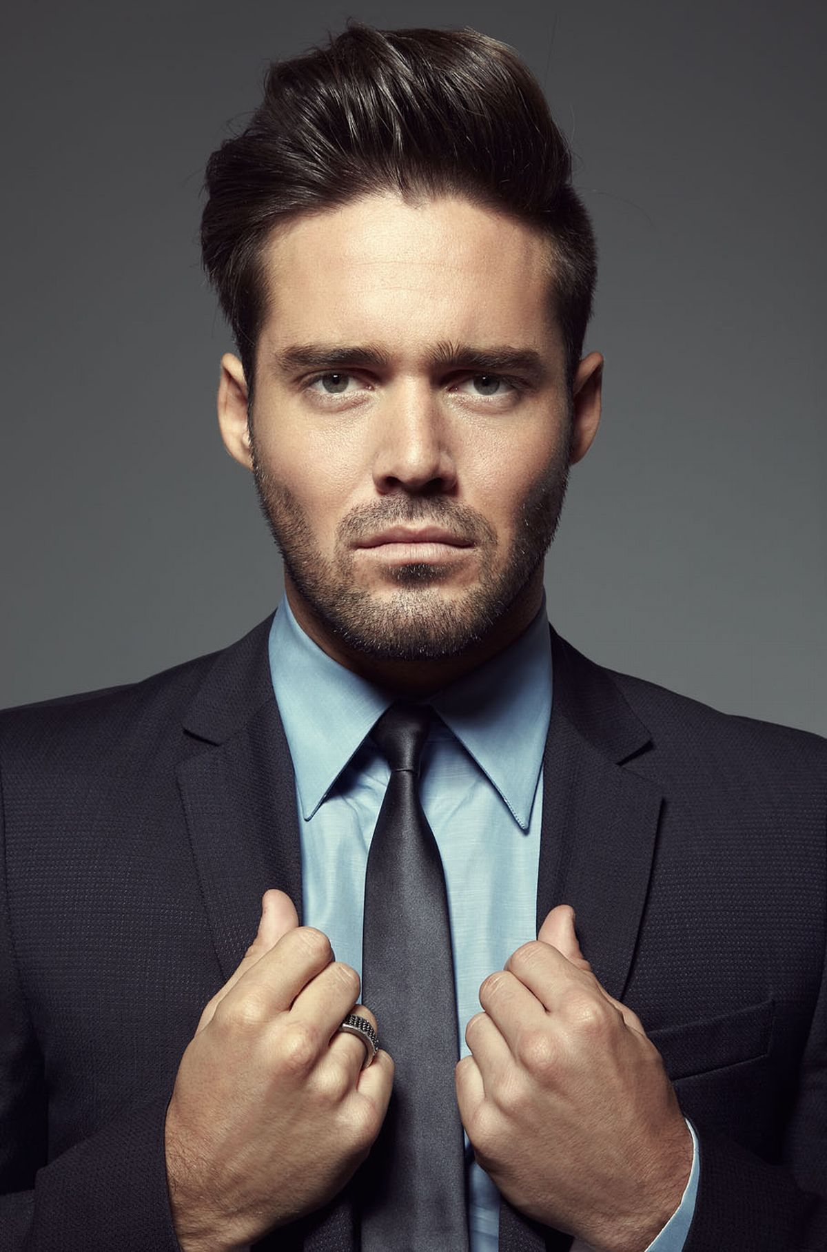Somerset County Gazette: I'M BACK: Spencer Matthews