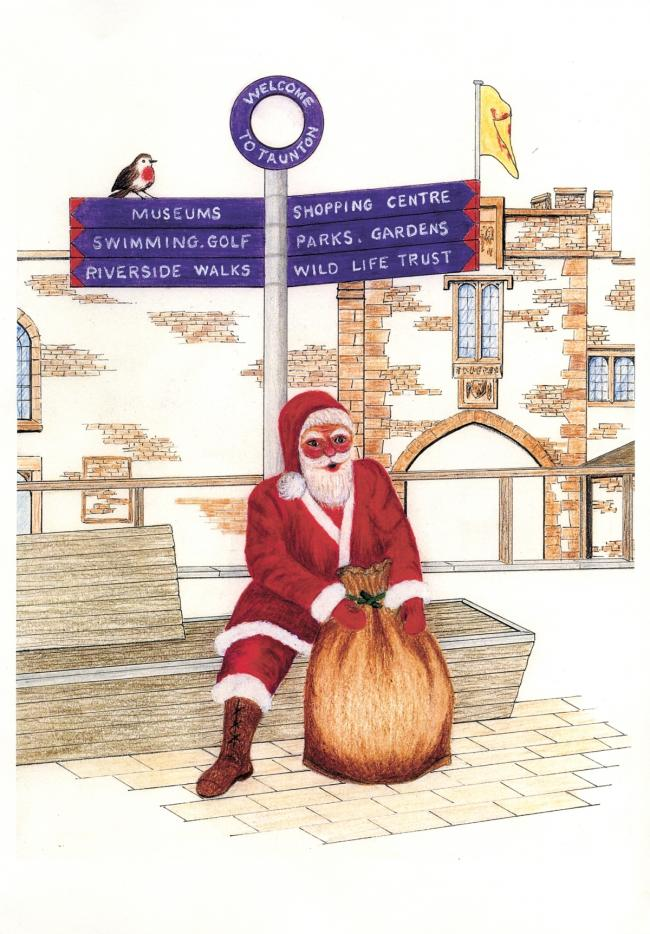 Cast your vote in our Taunton Deane Mayoral Christmas Card ...